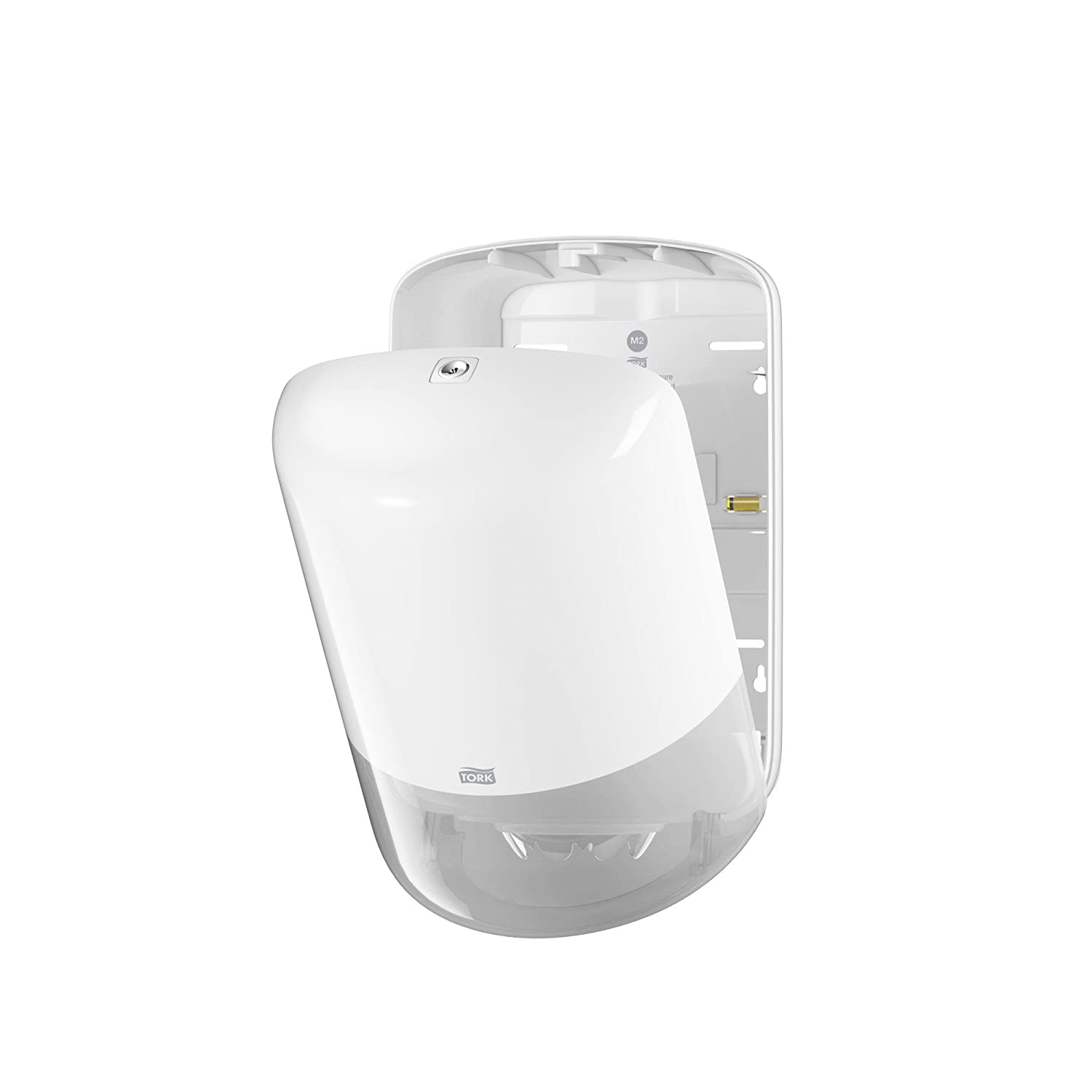Tork M-Box M2 871787 - Dispensador, color blanco: Amazon.es: Industria, empresas y ciencia