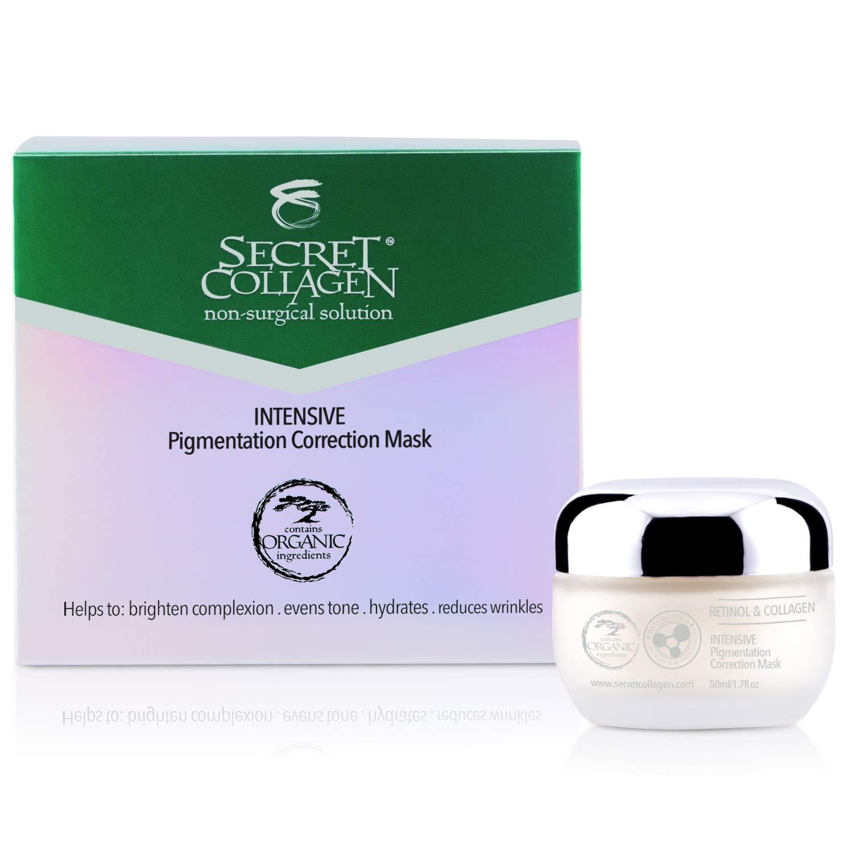 Amazon.com: Máscara de corrección de pigmentación intensiva ...