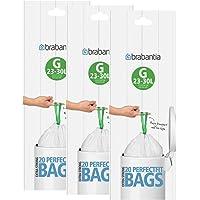 Brabantia Size G 30 Litre Bin Liners (20 Bags per Roll) 3 by Brabantia