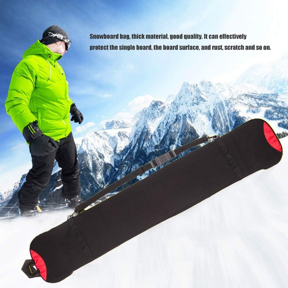 Port/átil Snowboard Antideslizamiento Anti-Moho Cubierta Protectora Snowboard Bolsa con Asa y Desmontable Hombro Correa para Actividades Al Aire Libre TXYFYP Snowboard Bolsa