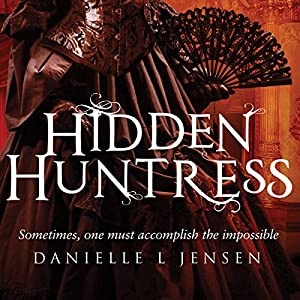 Hidden Huntress Audiobook