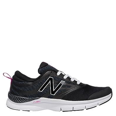 Womens New Balance WX713 Grey Training Shoes Z32353