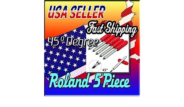 Estados Unidos Premium Store 5 x 45 ° ROLAND Plotter Vinyl Cutter ...