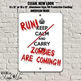 Zombie Wall Art, Zombies, Zombie Decor, Gift for Gamers, Gaming Decor, Metal Wall Art, Metal Signs, Home Decor, Door Sign, Game Room