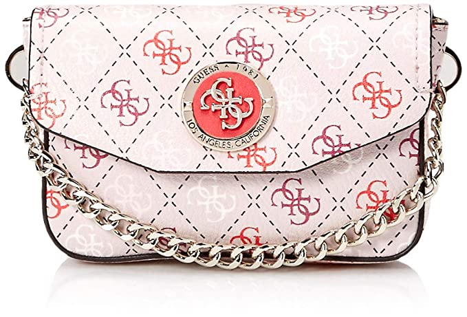 Amazon.com: GUESS Landon - Bolsa multicinturón, Multi, talla ...