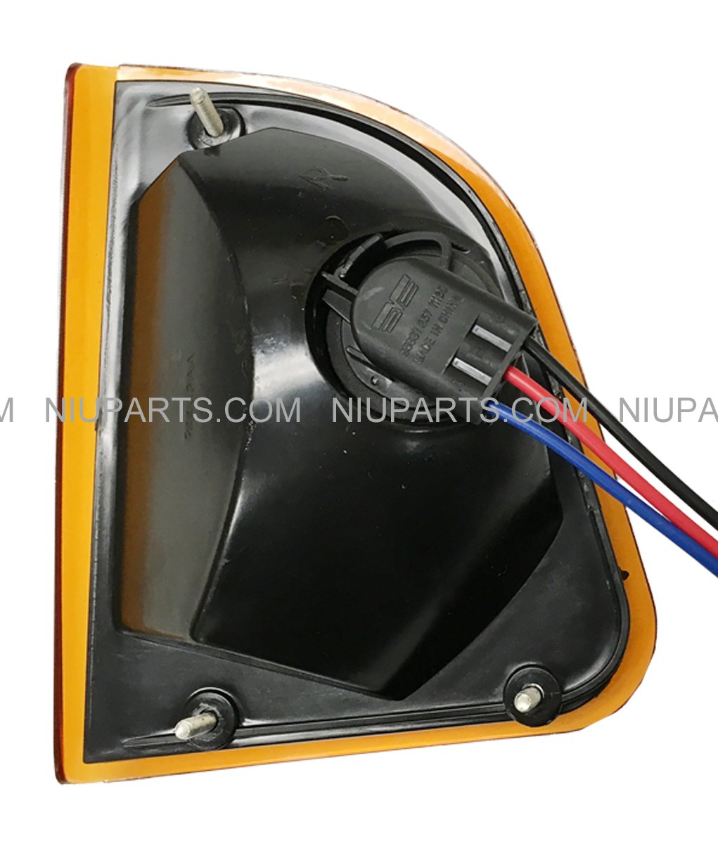 Turn Signal Corner Lamp Passenger Side Fit Kenworth 1993 T600 Wiring Diagram Free Picture T300 T660 Automotive