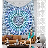 Indian Star Hippie Wall Hanging Mandala Tapestry Dorm Throw Ethnic Bedspread Indian Mandala Tapestry