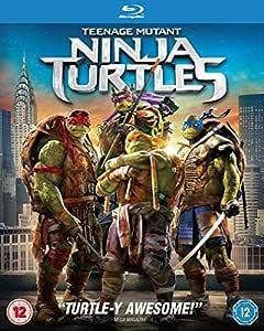 Teenage Mutant Ninja Turtles [Italia] [Blu-ray]: Amazon.es ...