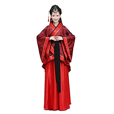 Amazon Com Glanzzeit Women S Hanfu Traditional Costumes East Asian