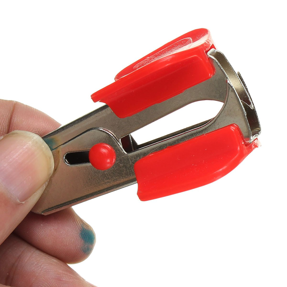 Plastic & Metal Mini Stapler Accessories Staple Remover for Home Office School by Thailand (Image #2)