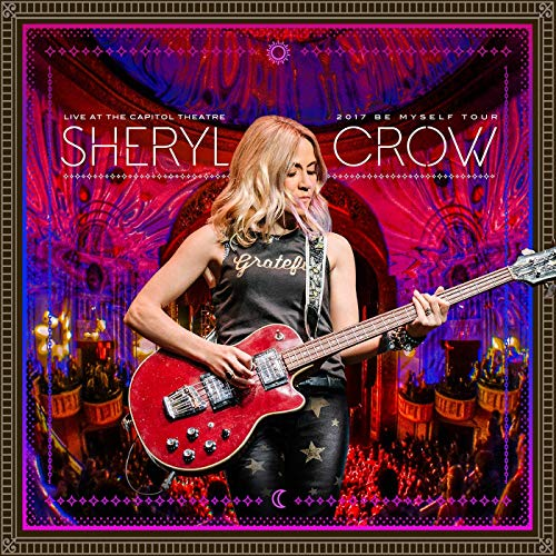 Sheryl Crow - Live at the Capitol Theater (Blu-ray + 2 CD) from Cleopatra
