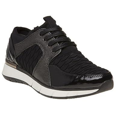 Amazon.com   Marco Tozzi 23726 Womens Sneakers Black   Fashion Sneakers a01767c907