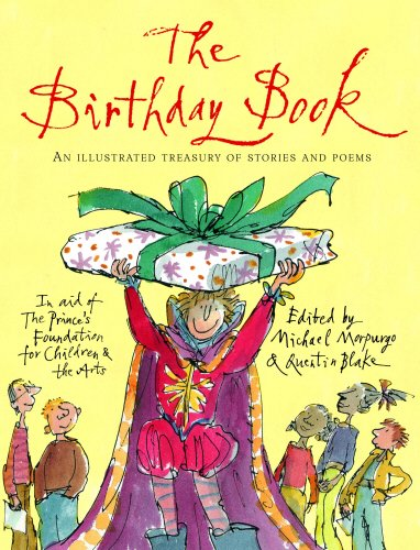 Read Online The Birthday Book PDF