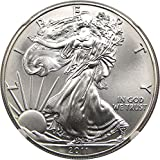 2011 P $1 American Eagles - Silver Silver Eagle Dollar MS70 NGC