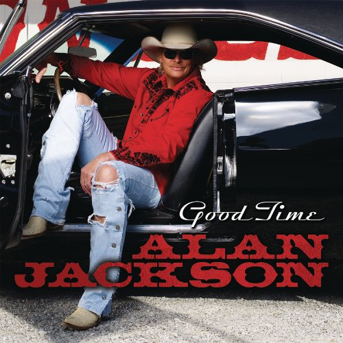 CD : Alan Jackson - Good Time (CD)
