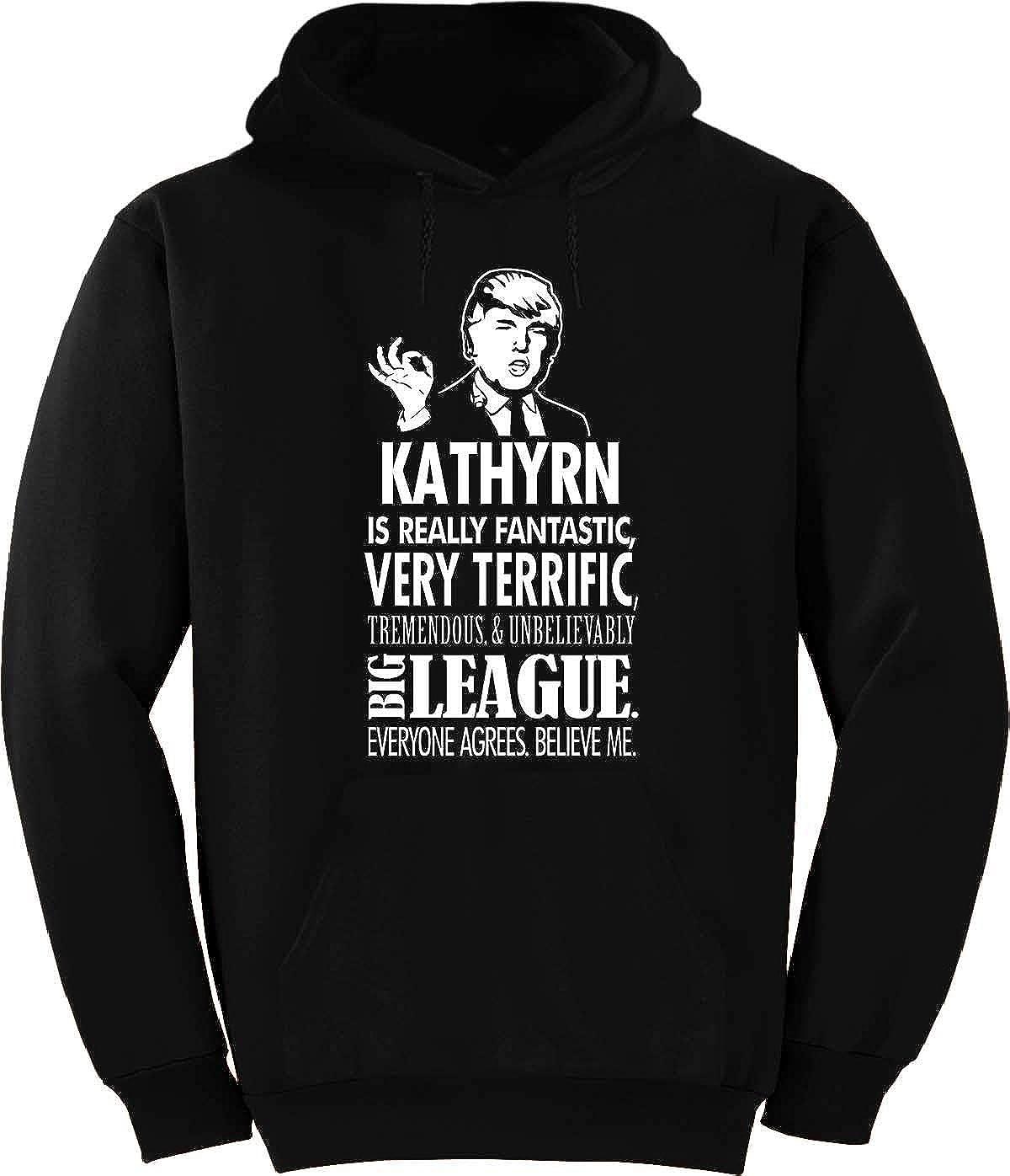 Buffthreads Kathyrn Trump Big League Terrific T-shirt