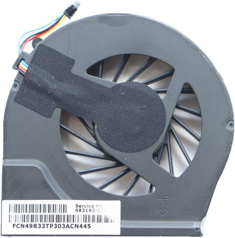 Binglinghua Original CPU Cooling Fan for HP G4-2000 G6-2000 G6-2328TX G7-2000 Q109 TPN-Q110