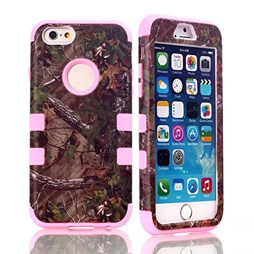 apple-iphone-6-plus-6s-plus-camo-camouflage-mossy-real-oak-hunting-tough-shell-armor-multi-layer-har