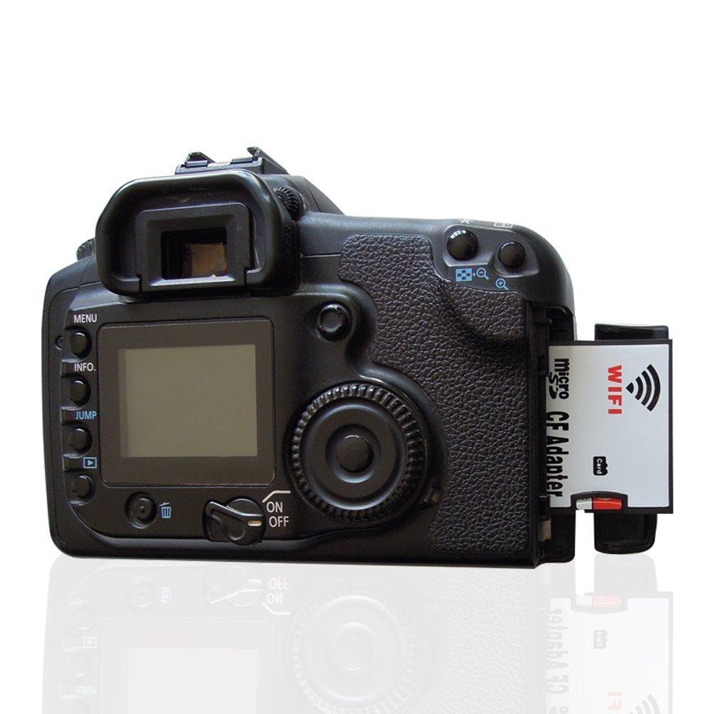 SD-CF Adapter Adventurers Extreme Single Flash SD MMC SDHC SDXC ...
