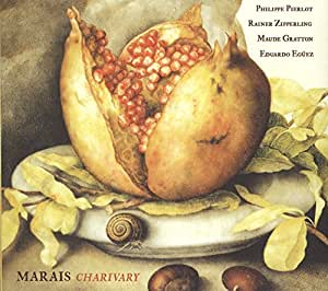 Charivary: Music From Third Book of Viol Pieces
