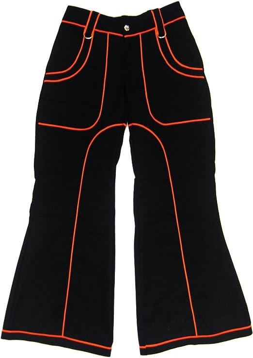D-Rings goth emo pants 40 X 34 gothic black