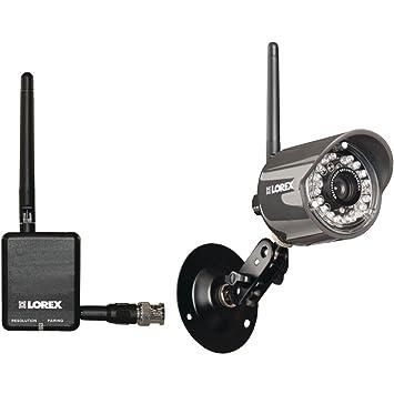 Amazon.com : Lorex LW2110 Wireless Digital Security Camera ...