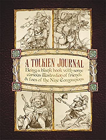A Tolkien Journal (The Languages Of Tolkien)