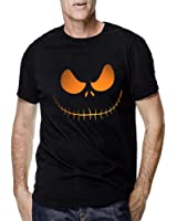 Jack Skellington Pumpkin for Men T Shirt
