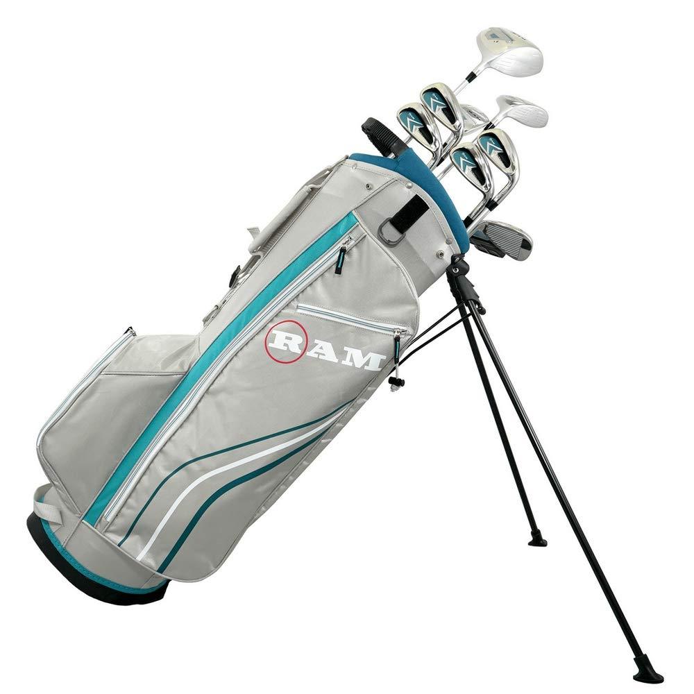 Amazon.com: RAM Golf Accubar - Juego de palos de golf para ...
