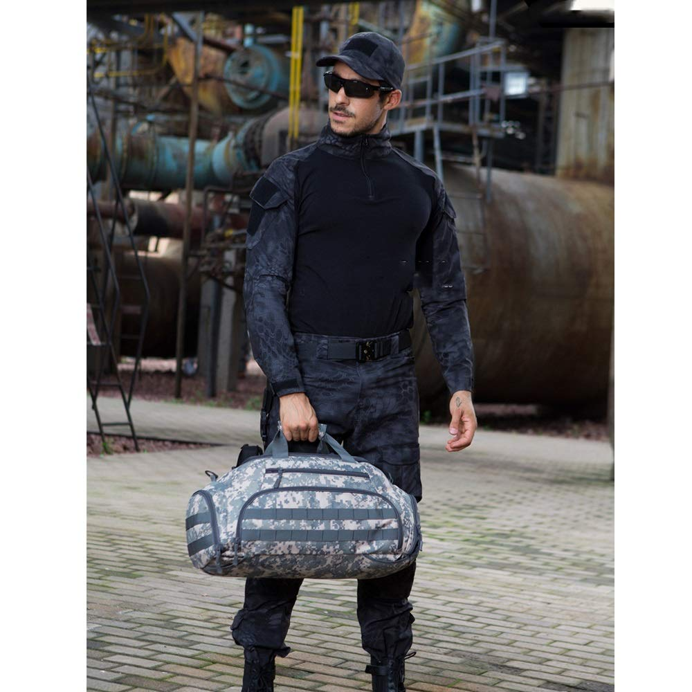 Color : B QP Mens Outdoor Sports Bag Shoulder Bag//Messenger Bag//Handbag//Fashion Trend 35L