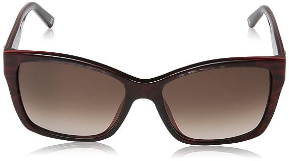 Escada - Gafas de sol Wayfarer SES307 para mujer: Amazon.es ...