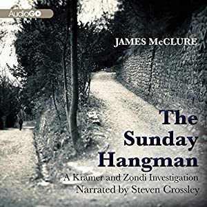 The Sunday Hangman Audiobook