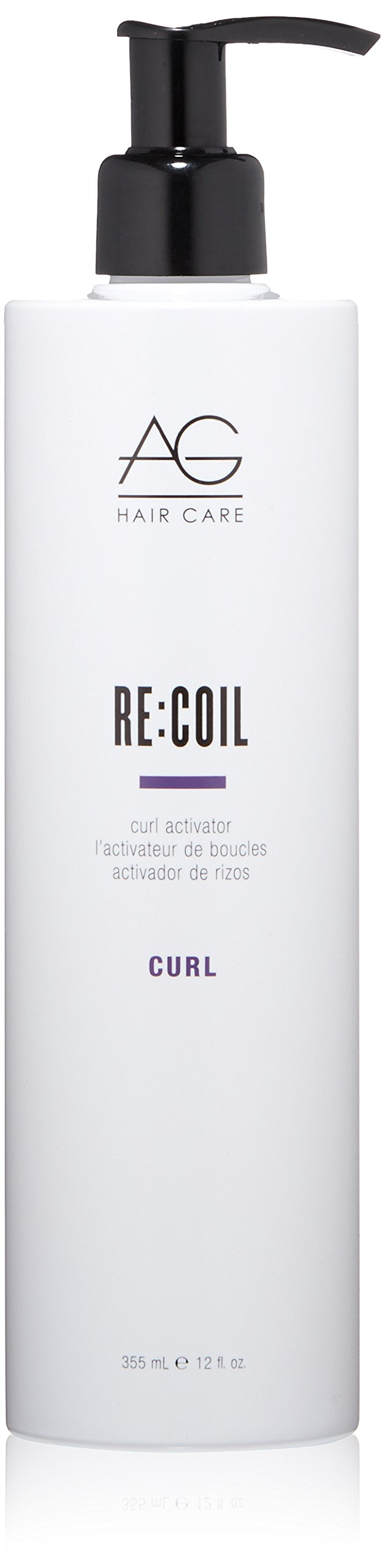 AG Hair Curl Re:Coil Curl Activator by AG