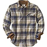 Legendary Whitetails Buck Camp Flannels Shale Plaid Large - Best Reviews Guide