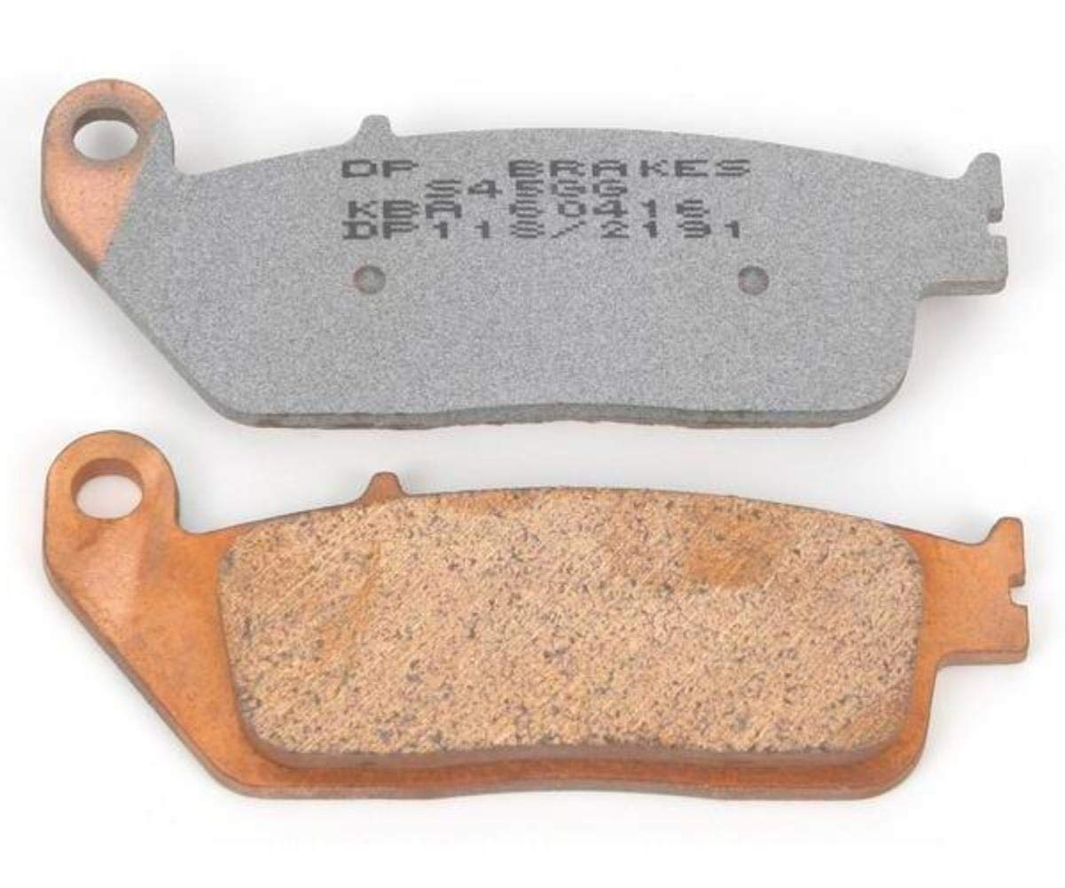 PAD DP Brakes Standard Brake Pads DP118 for Honda Triumph Victory TONY MILLS INTL INC
