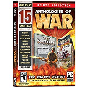 Anthologies of War: Deluxe Edition – 15 Games in All