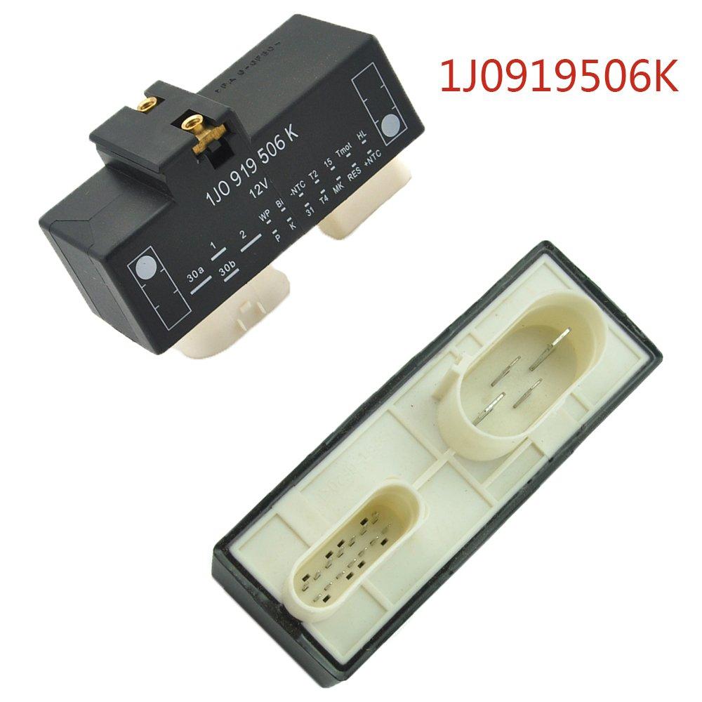 Radiateur de refroidissement é lectrique ventilateur module de commande Coupe 1j0919506 K Deutschauto