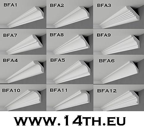 Coving BFA12 Cornice XPS Polystyrene Molding Cheapest MANY LARGE SIZES   QUALITY