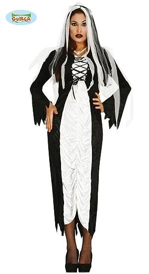 Disfraz de novia cadáver adulta: Amazon.es: Juguetes y juegos