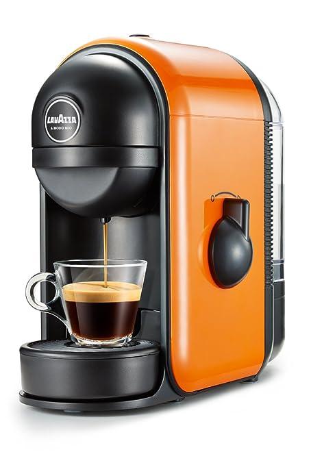 414 opinioni per Lavazza Macchina Caffè Minù, 1250 Watt, Arancione