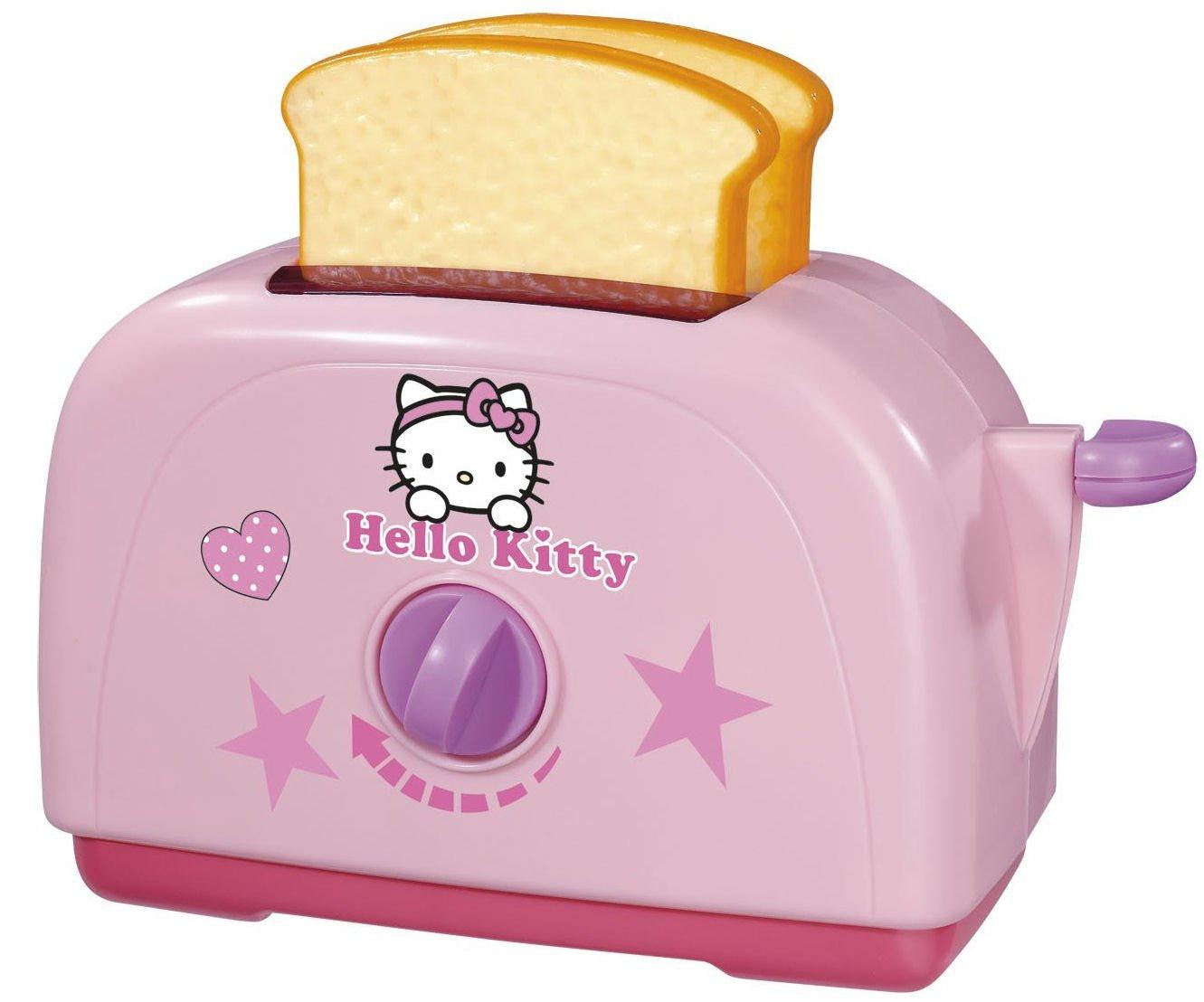 Kinder Toaster - Simba Hello Kitty Toaster - Spielzeug Toaster