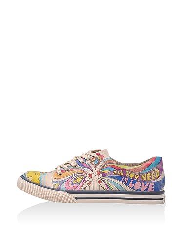 You Is Need Dogo Multicoloured All Sneaker uk Eu co 40Amazon Love drxoECeWQB