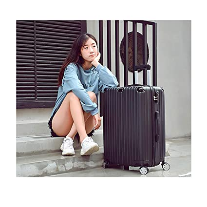dc43b9811e90 Amazon.com: Kehuitong Hard Spinning Suitcase, Carrying Luggage ...