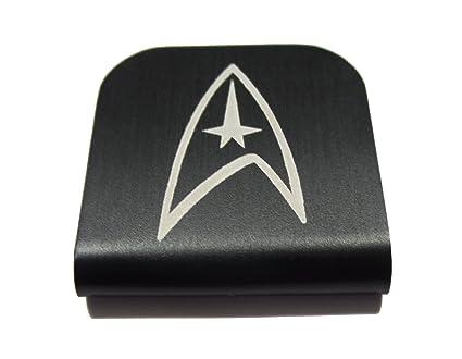 00254f743886 Star Trek Morale Tags Hat Clip for Tactical Patch Caps Trekkie