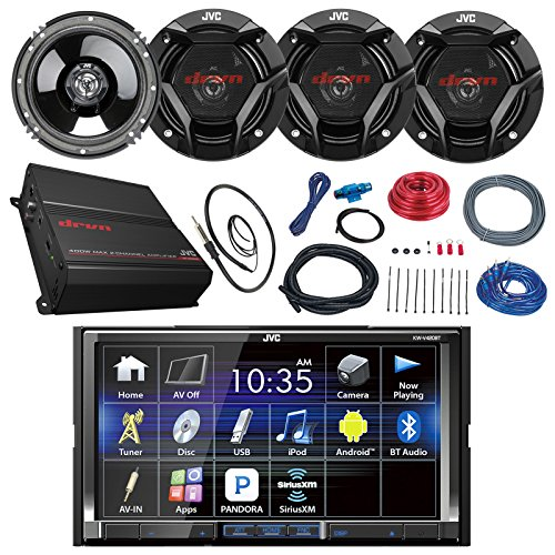 jvc-kwv420bt-7-touch-screen-car-cd-dvd-bluetooth-receiver-bundle-combo-with-4x-65-300-watt-2-way-coa