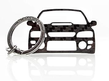 Llavero de Subaru Impreza Classic GC Newage, tela resistente ...
