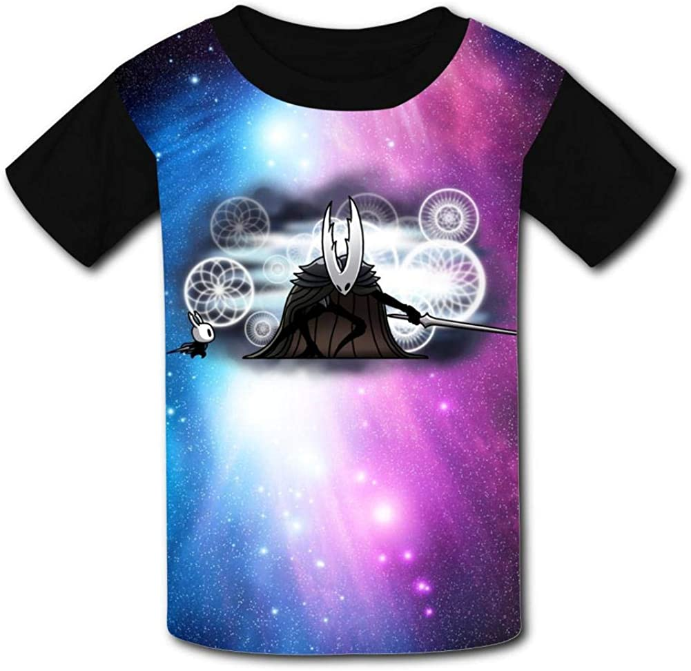 Kids T-Shirt Hollow Vessel Prime K-Night 3D Printed Crew Neck Youth T Shirts Tee for Boys Girls Children