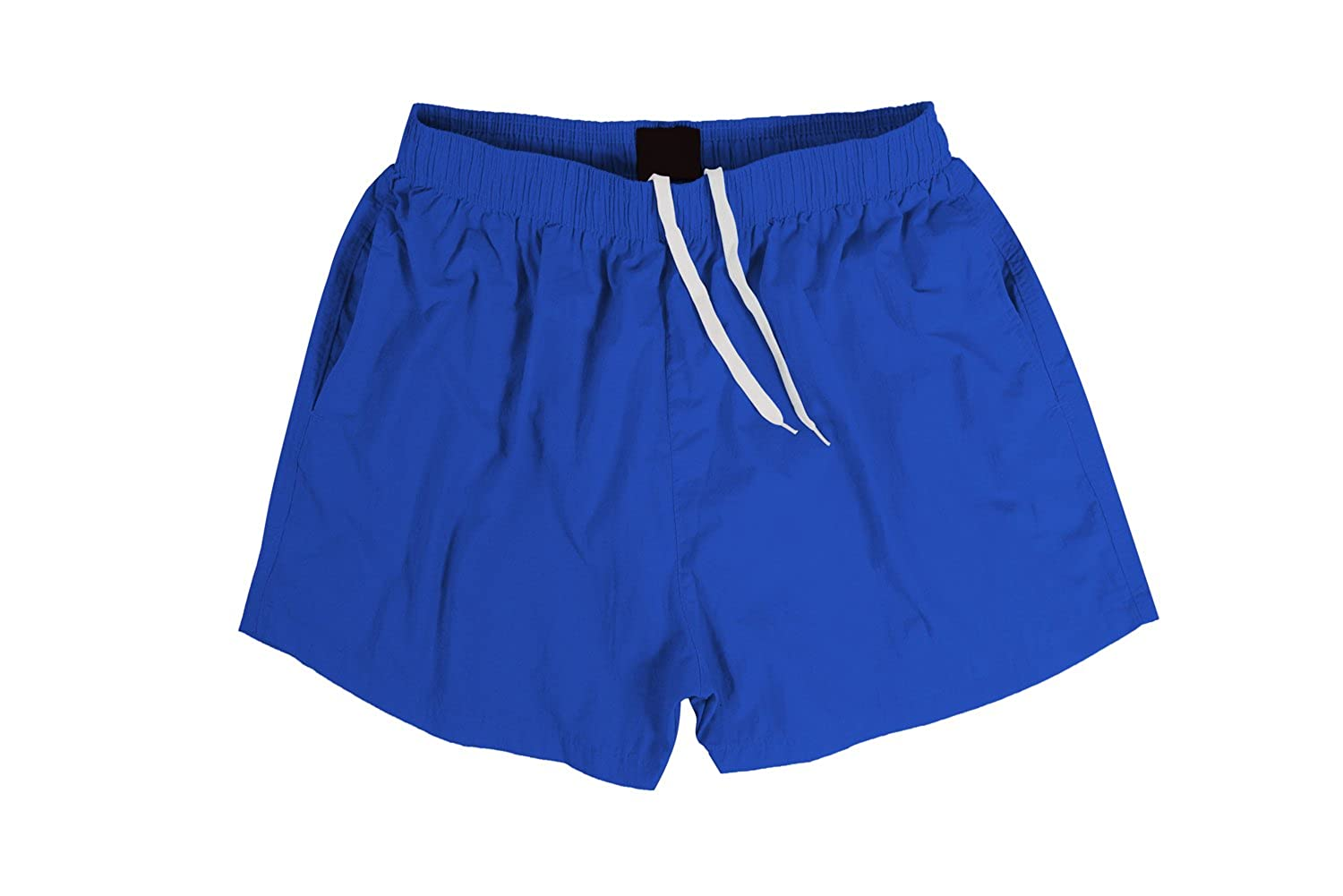 Sundayrose Men's Running Shorts Quick Dry Gym Training Shorts with Pockets A&A NDK002