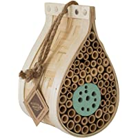Widlife World Dewdrop Bee and Bug Hotel House Bamboo
