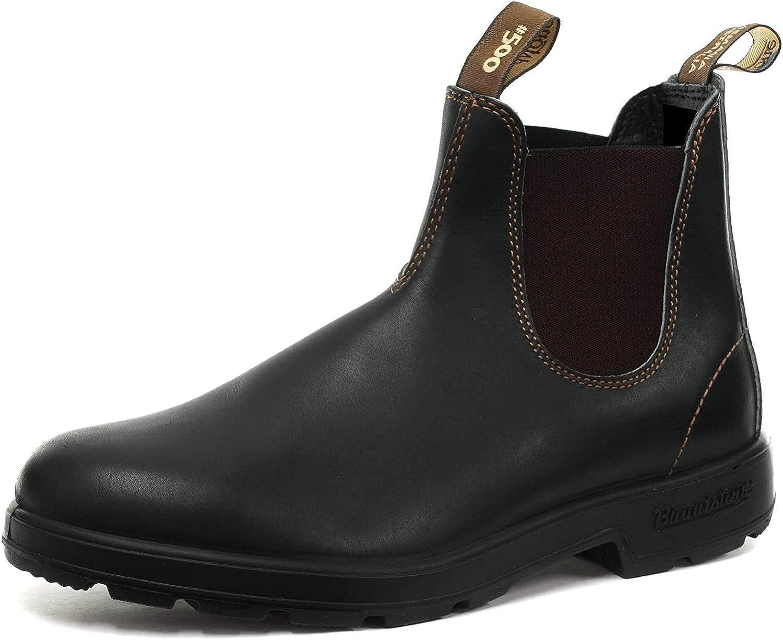 Blundstone Unisex-Erwachsene Classic 500 Kurzschaft Stiefel Stout Brown